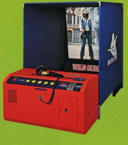 Wild Gunman arcade
