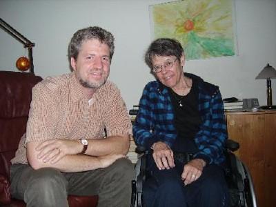 Matthias Müller Kuhn und Eveline Leutwyler