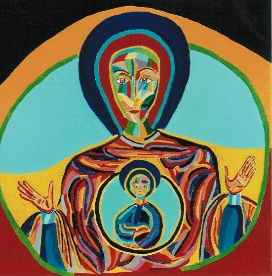 Maria des Zeichens