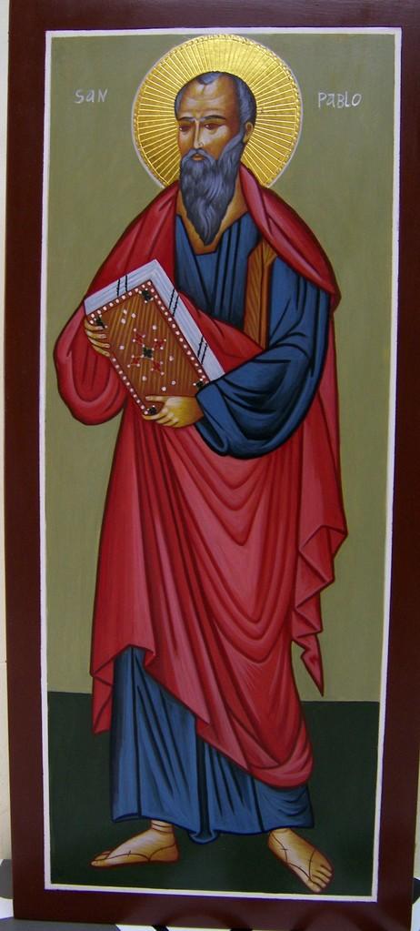 APOSTOL PABLO 51 X 24  400  €