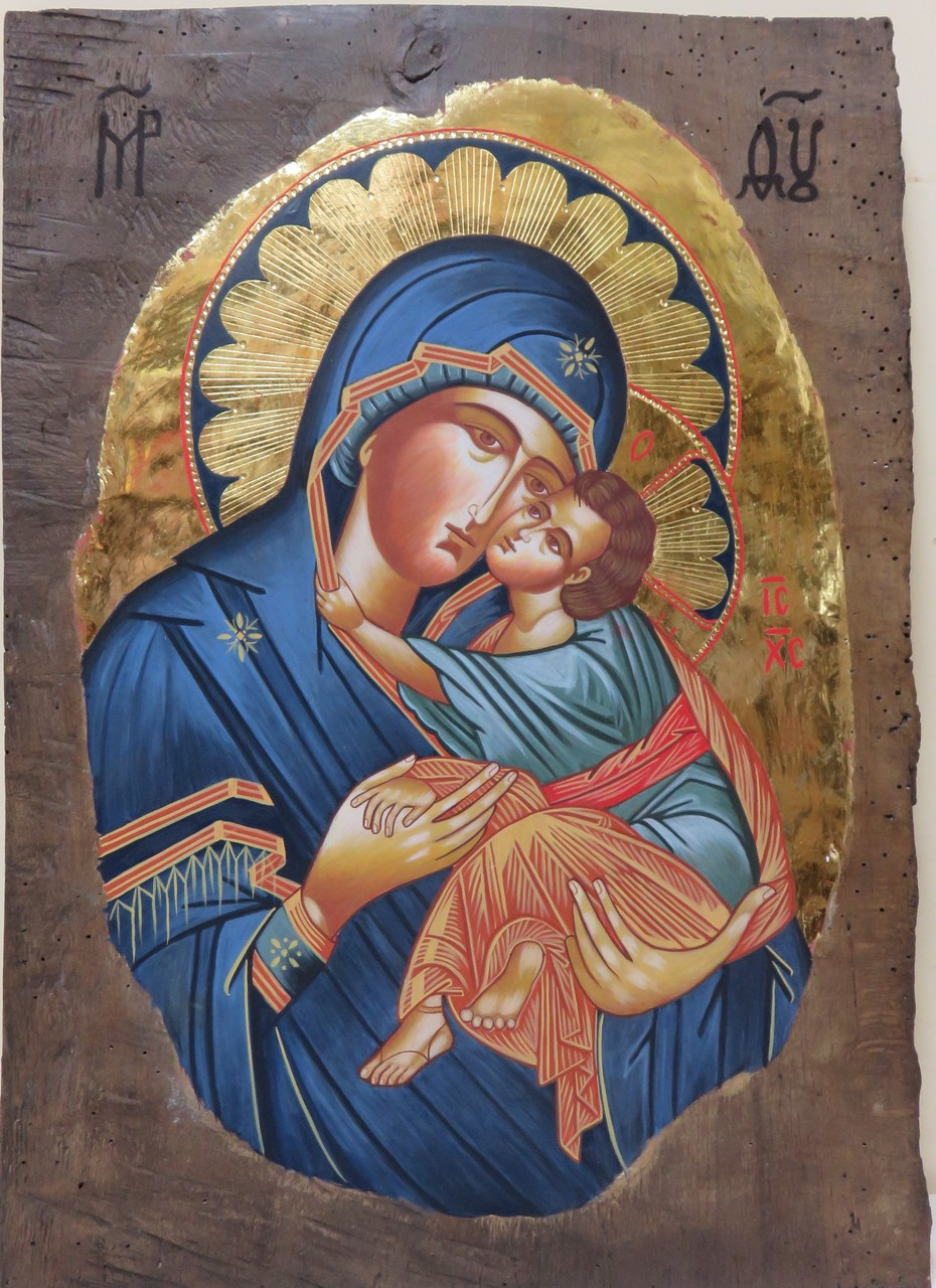 VIRGEN DE DECANI    48 X 34       550€