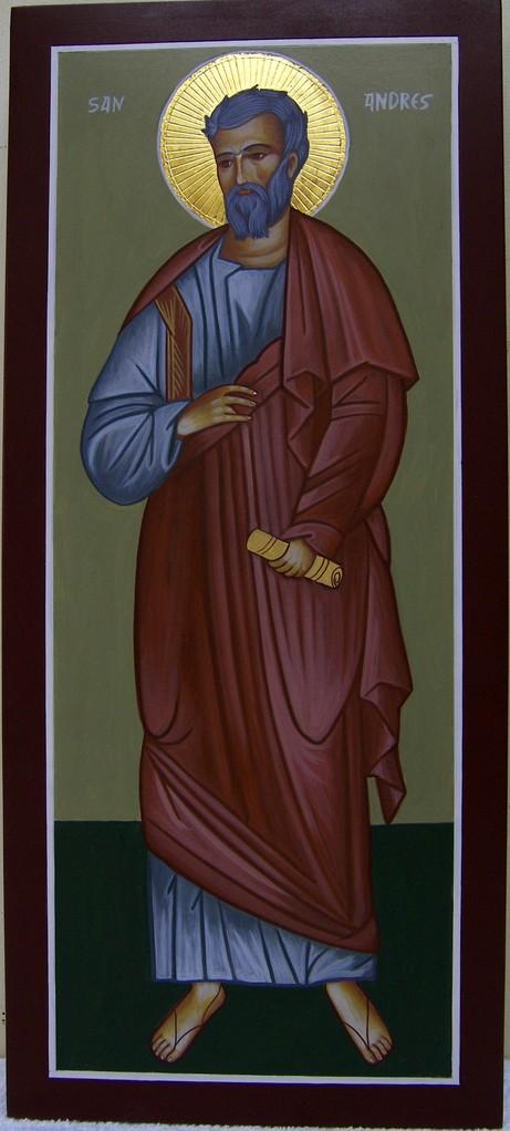 APOSTOL SAN ANDRÉS 51 X 24  400 €
