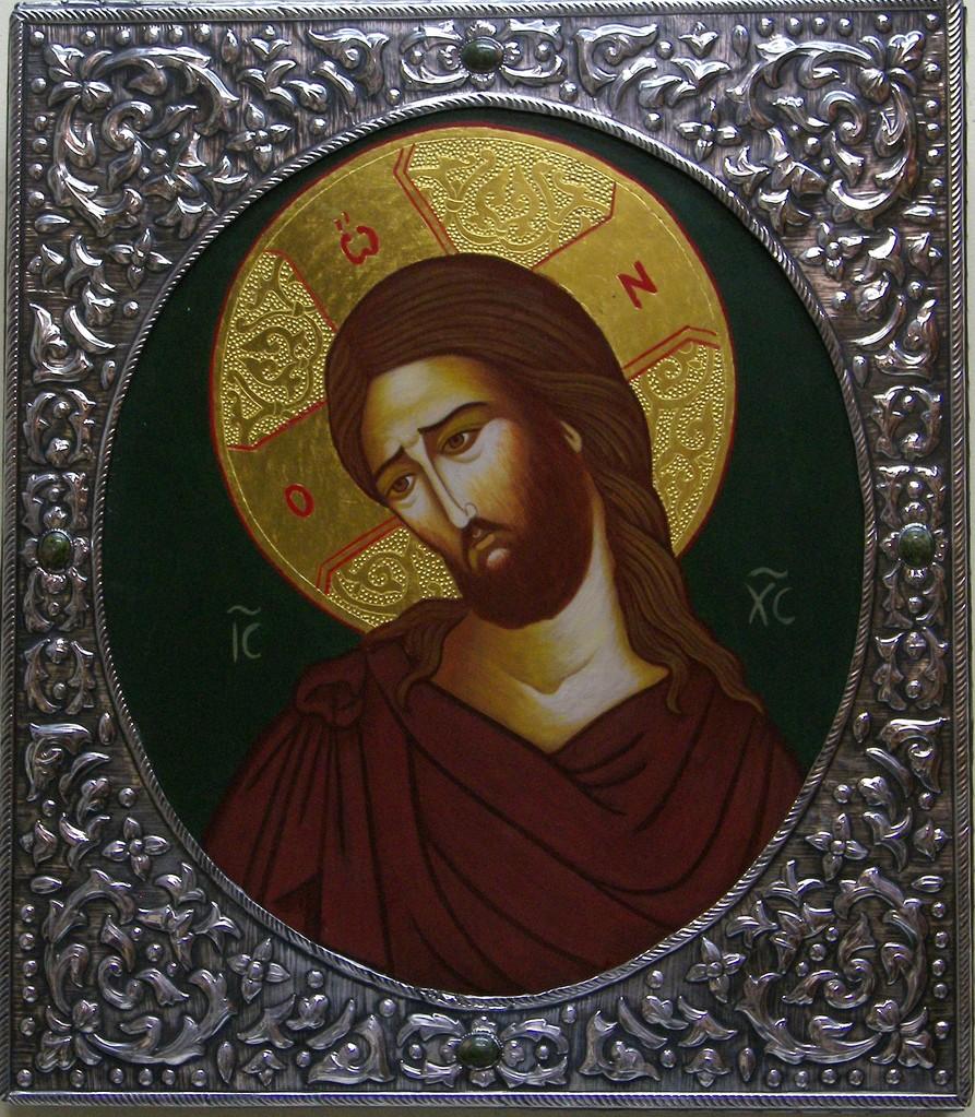 ECCEHOMO (REPUJADO EN PLATA DE LEY) 31 X 27     550 €
