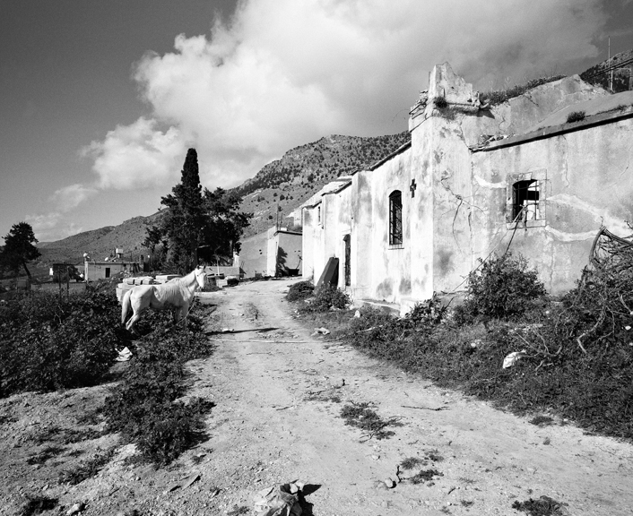 echoes of the unspeakable - green-line | photography | Cyprus