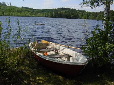 Das Boot (zum Angeln)