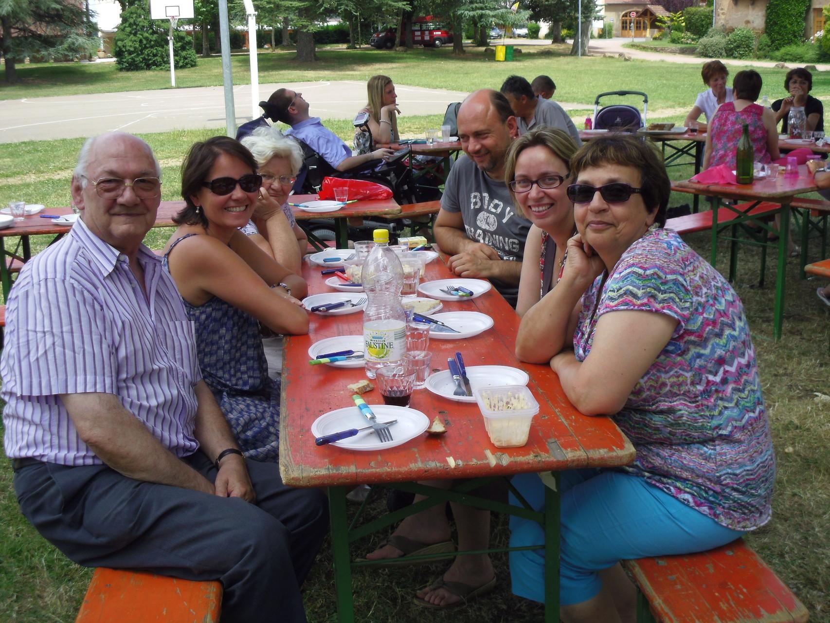 De bons moments avec l'association La Myopathie A Tout Coeur