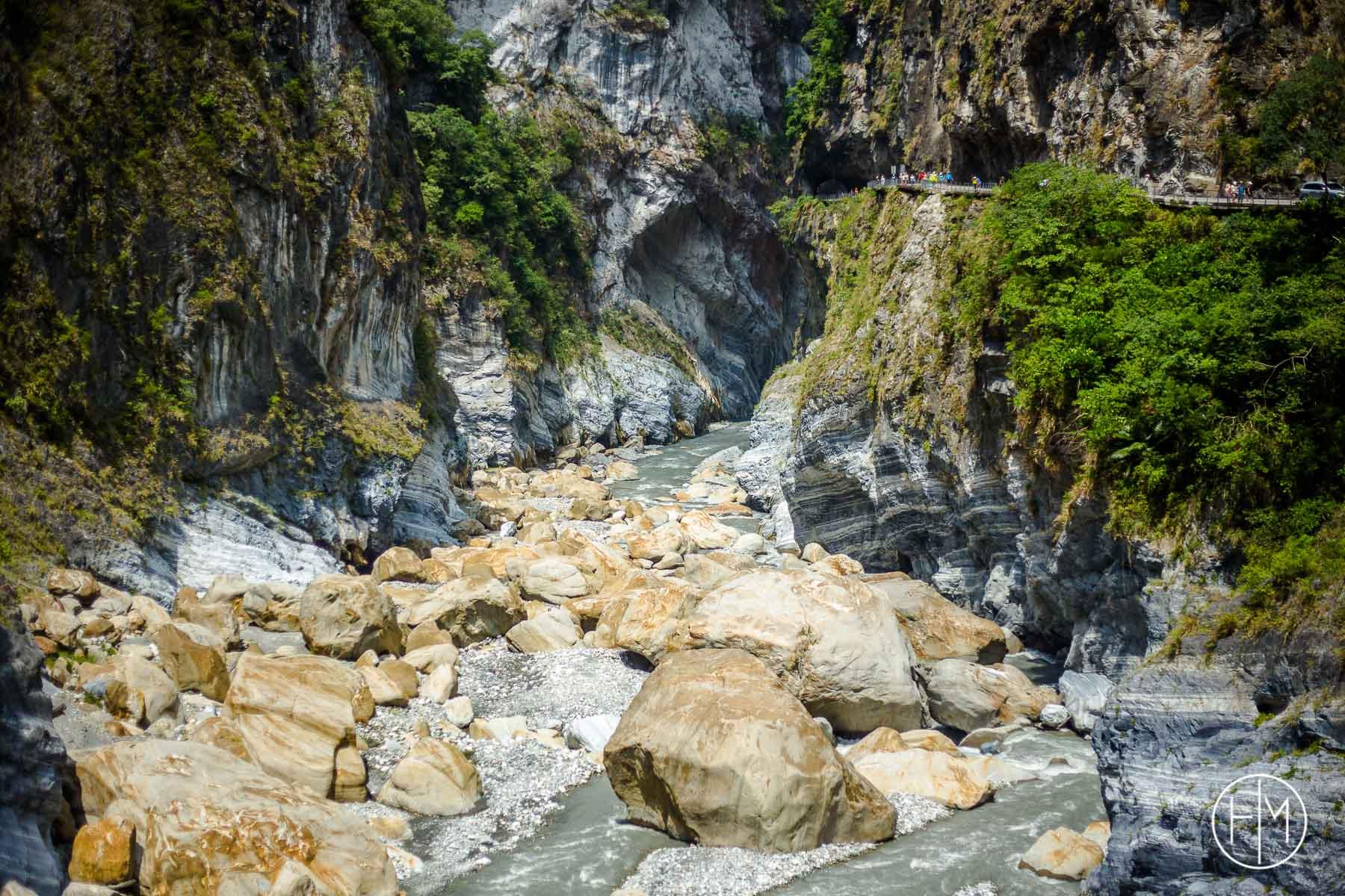 Gorge de Taroko à Hualian