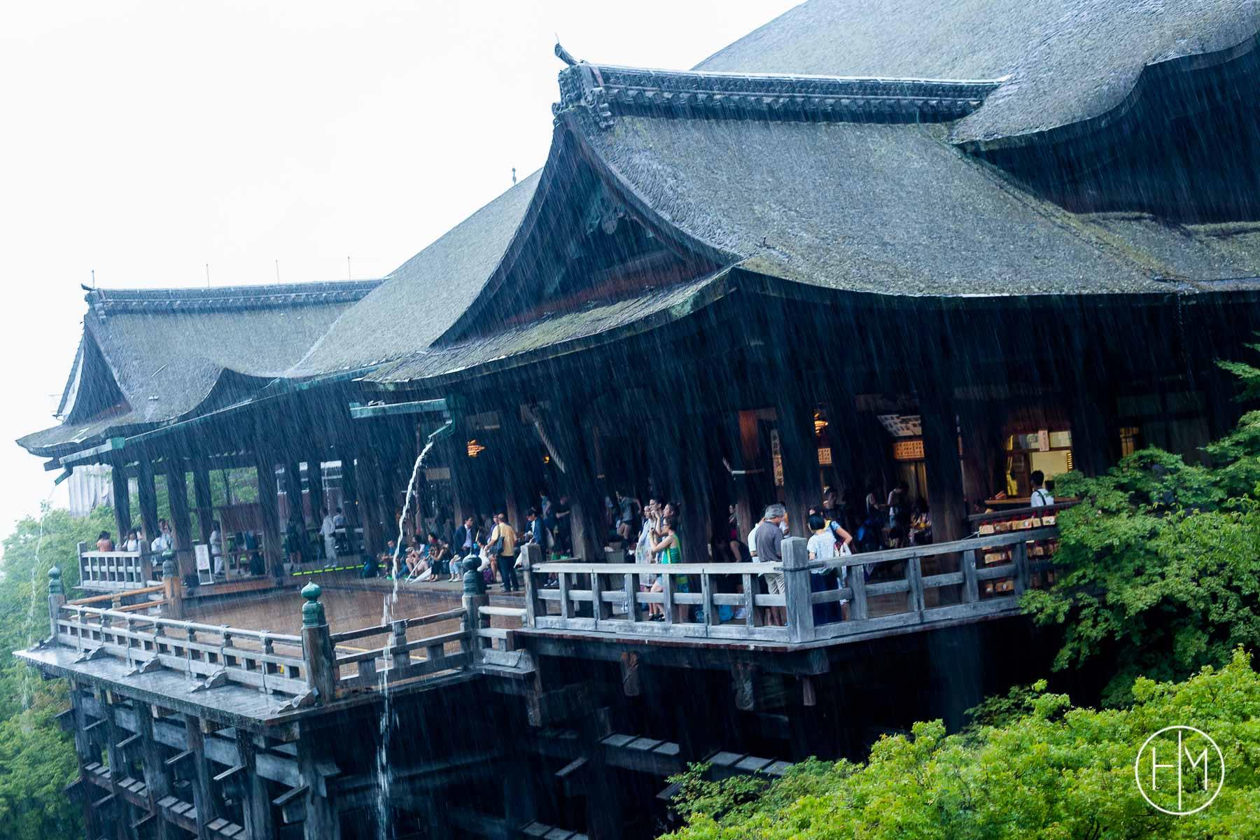 Temple de Kigomisu-dera Kyoto
