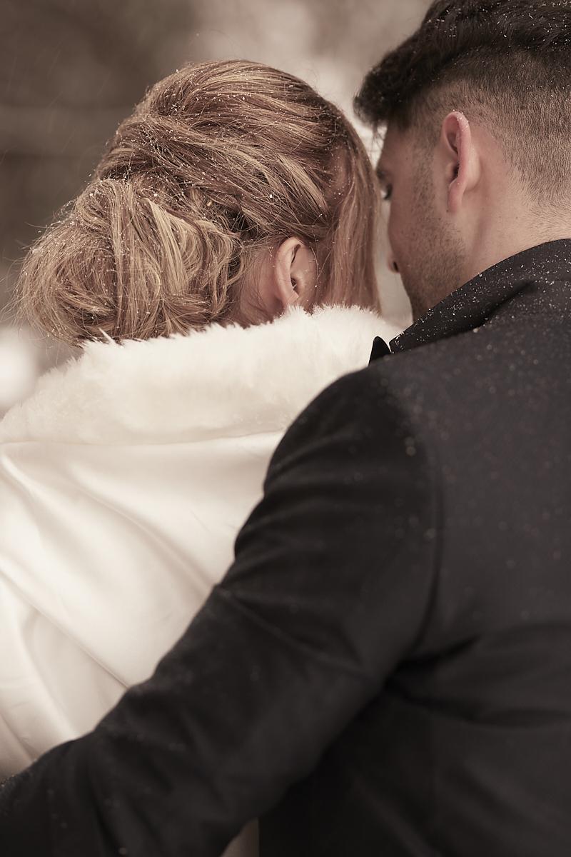 Die Ehe ist das Ruhen zweier Herzen
