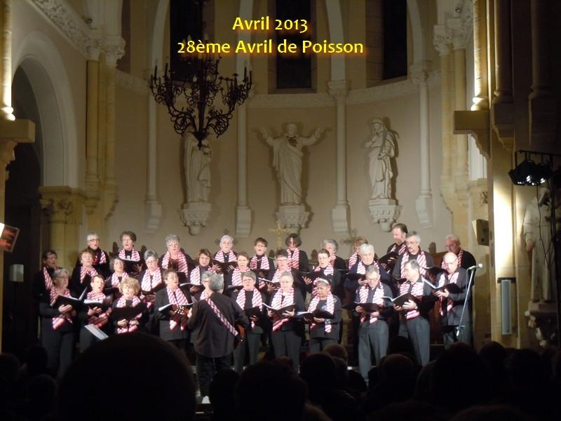 6 avril 2013 - 28ème Avril de Poisson