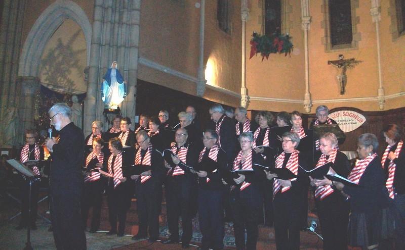 8 décembre - Concert des lumières à La Clayette