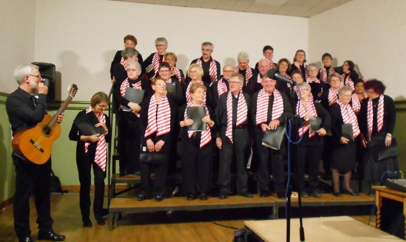 1er juin 2013 - Semur - Concert pour l'école.