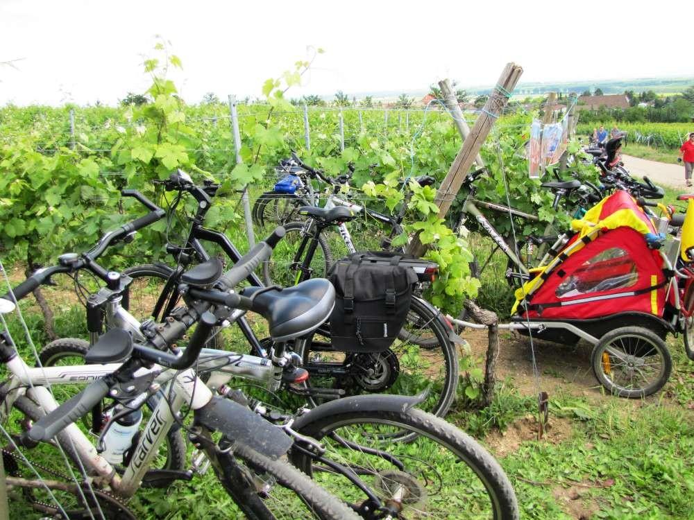 geeignete Räder Trullo-Radwanderung