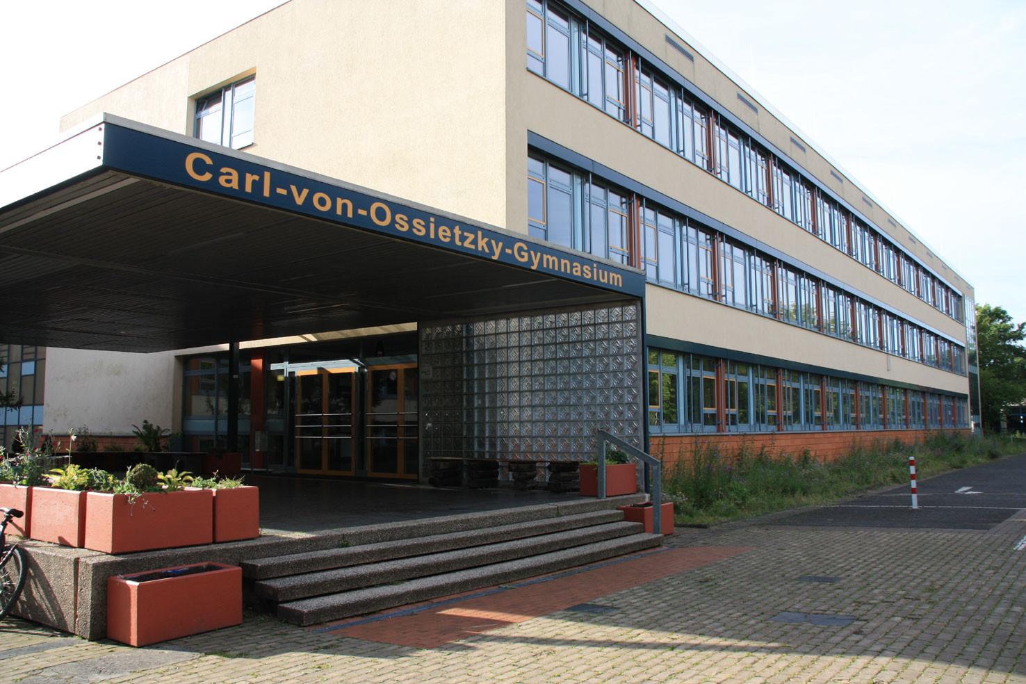Carl-von-Ossietzky Gymnasium, Ückesdorf