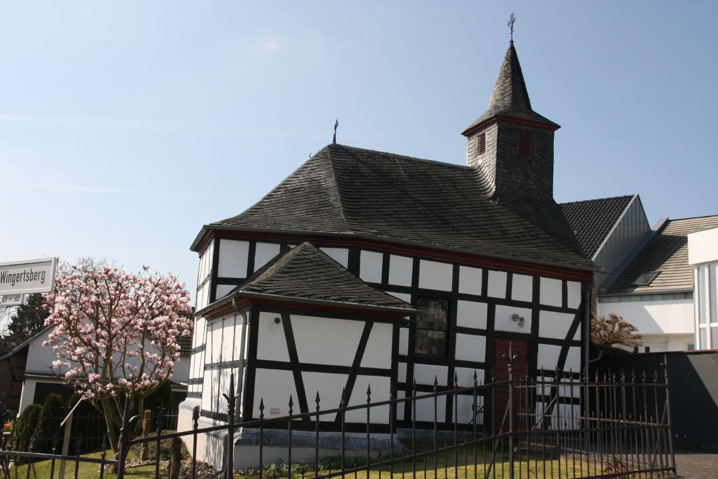 St. Hubertus, Ückesdorf