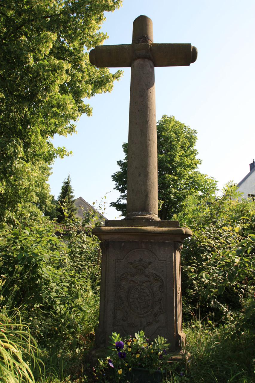 Wegkreuz am Hobsweg, Röttgen