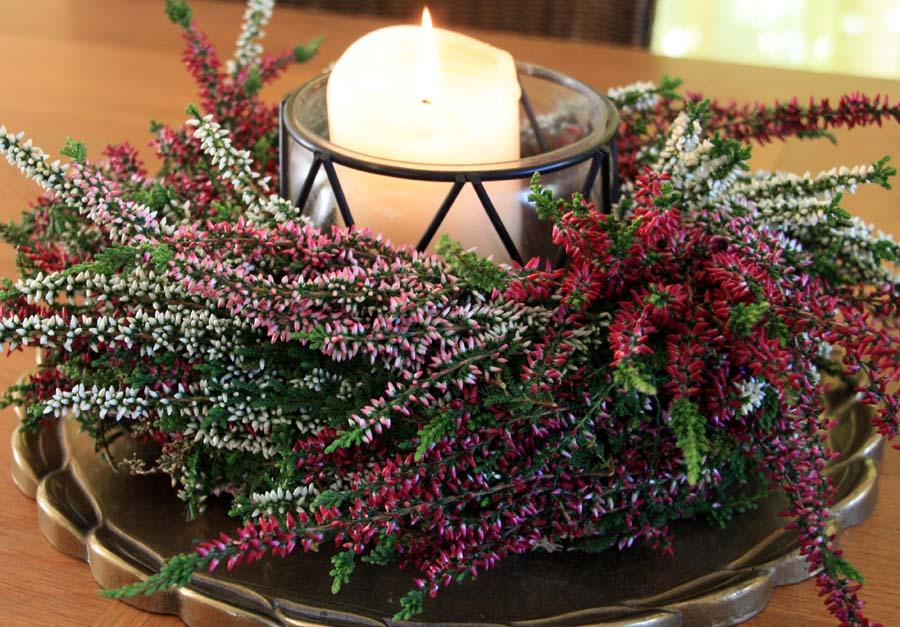 Herbstkranz F R Tisch Und T R Das Portal F R Roettgen