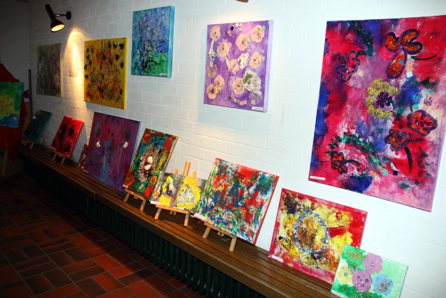 Außergewöhnliche Kunstwerke mit Gute-Laune-Effekt als Hauptpreise