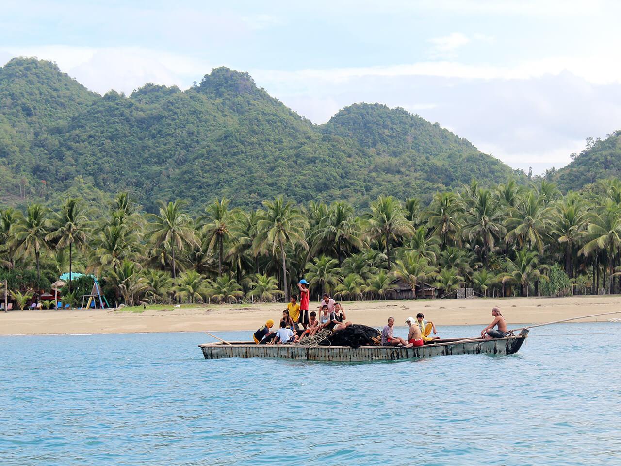 Inselparadies Philippinen