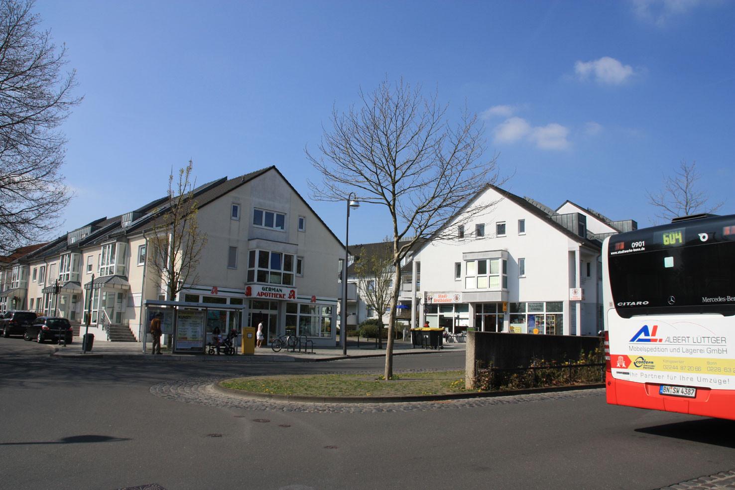 Ückesdorfer Dorfplatz