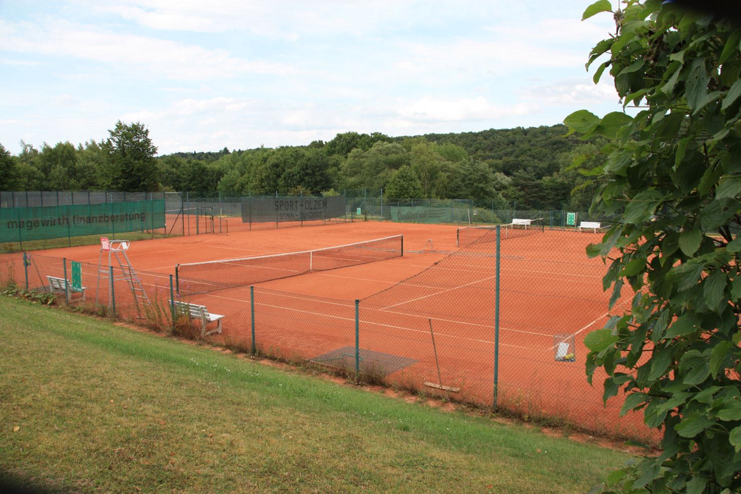 Tennisplätze in Röttgen
