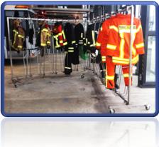 Schutzbekleidungstrockner Firefighter New