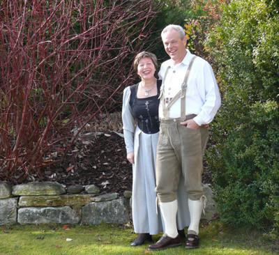 Erika und Jürgen