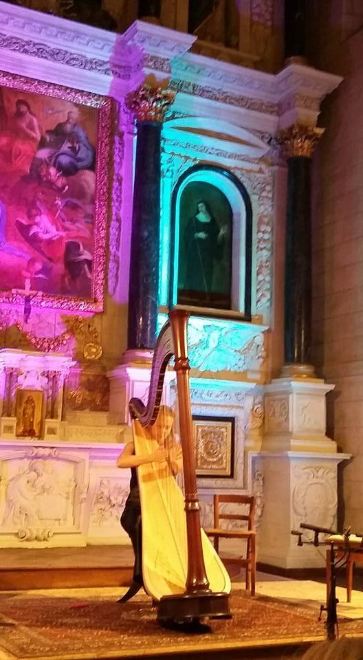 Concert du 19 Septembre 2015 à la Chapelle des Calvairiennes de Redon