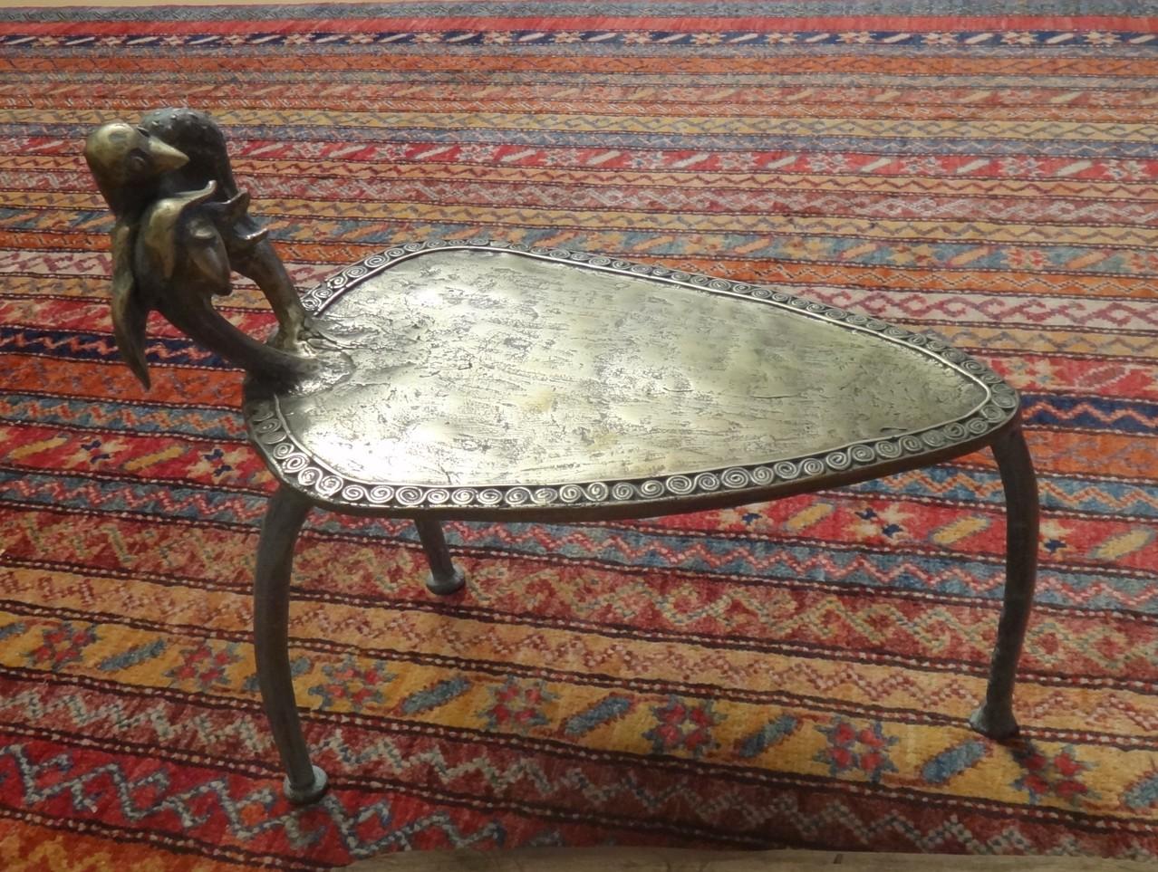 tabouret de bronze (aout 2012)