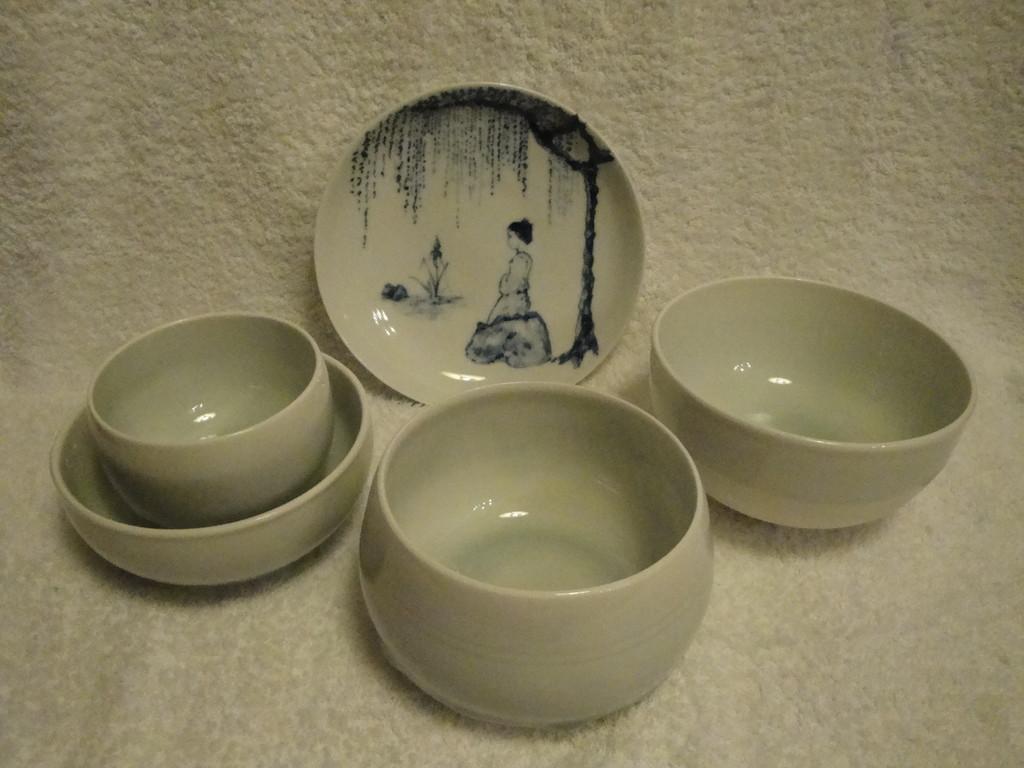 Rêve de porcelaine