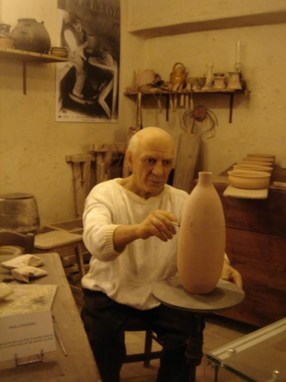 Musée de la céramique à Vallauris (France)