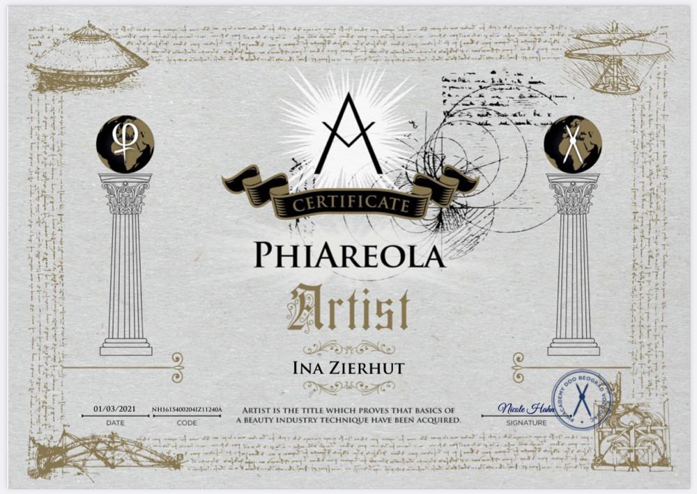 Aesthetik by Ina Zierhut - Zertifizierte Bleachistin
