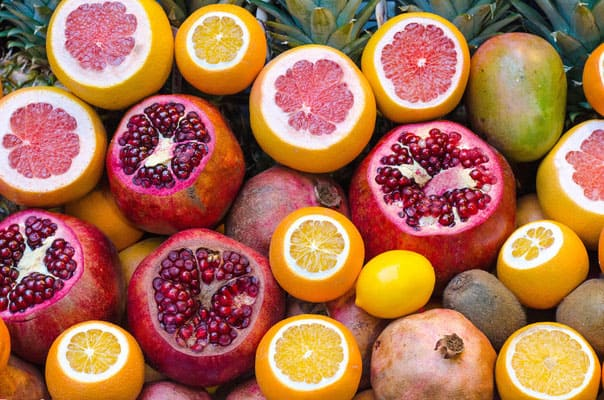 Hypnose zum Abnehmen Granatapfel