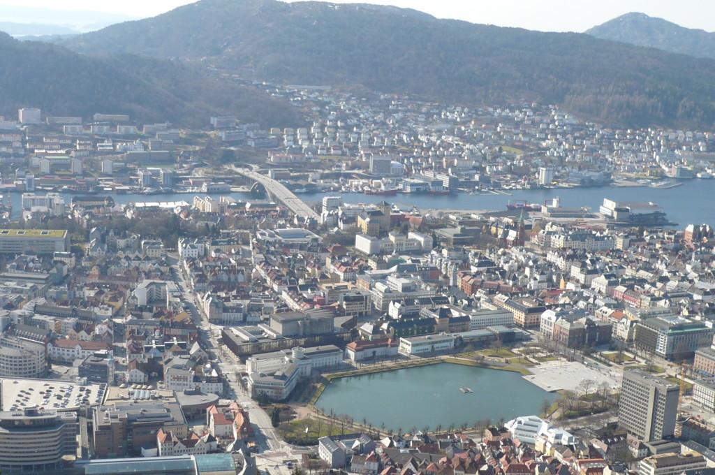 Osterferien: Zivilisiertes Bergen
