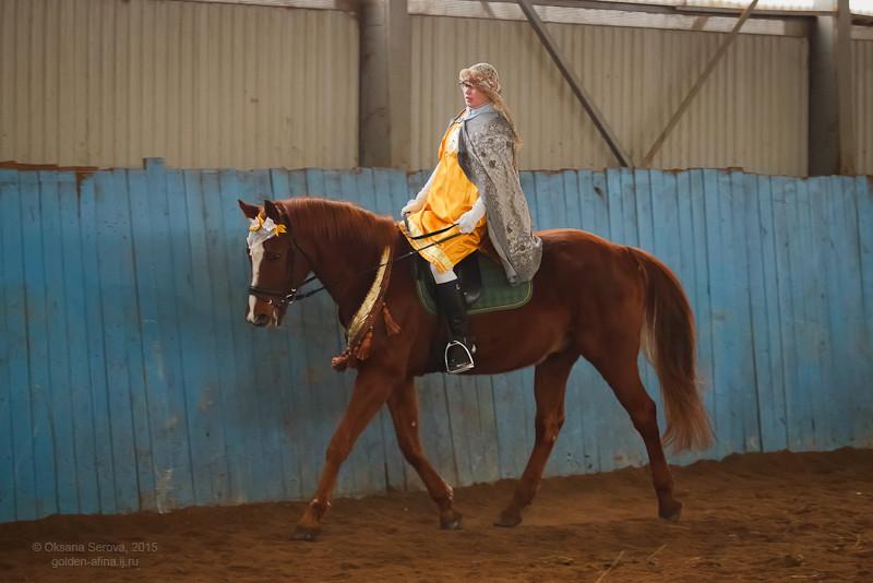 конь Наряд