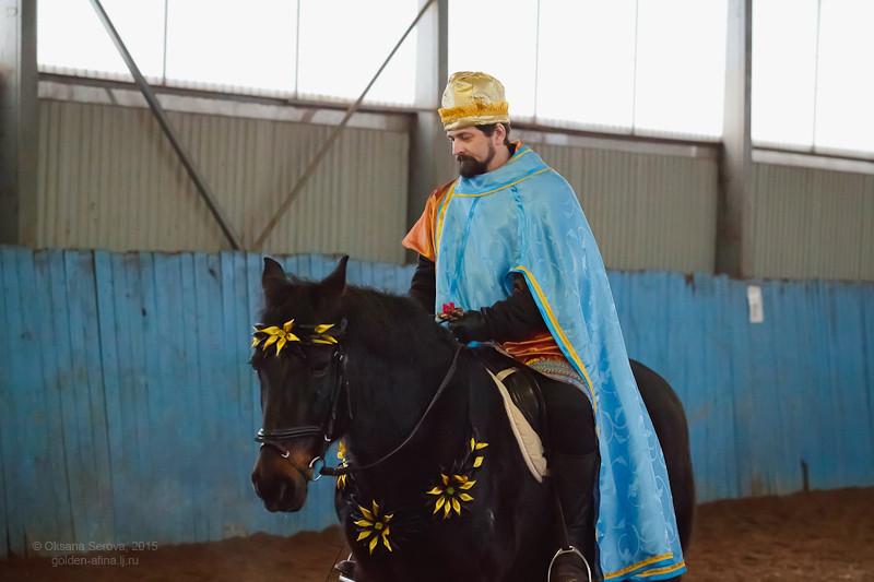 конь Бродвей