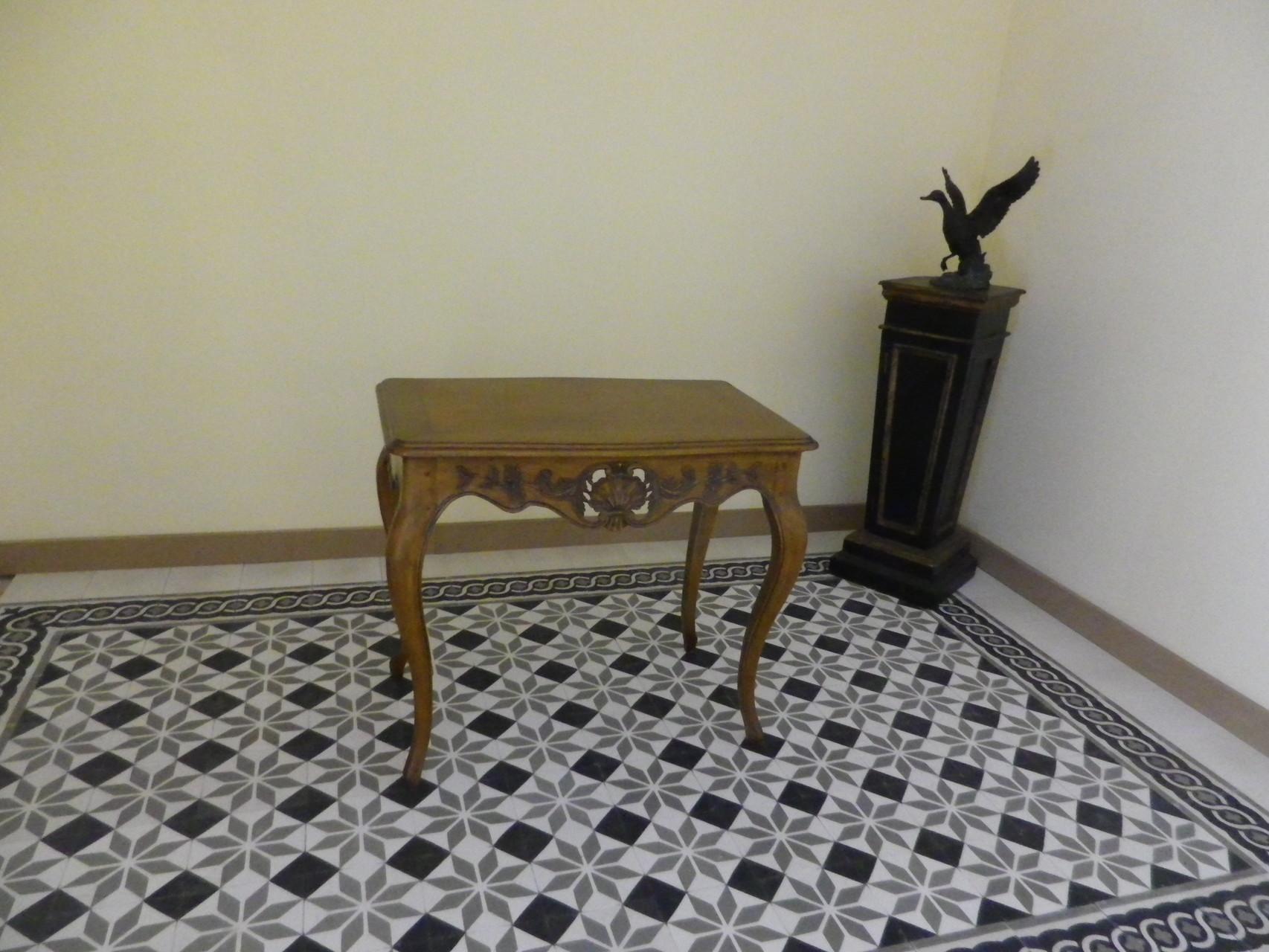 carreau ciment salon - motif éole