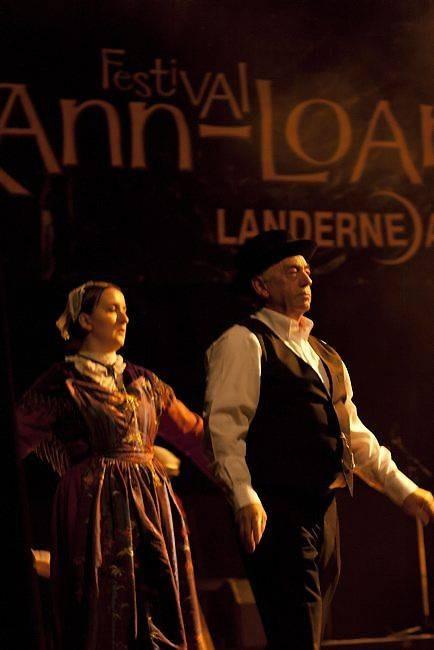 L'association Revival au Festival Kann Ar Loar en 2011 - trophée Faltaziañ  - © Pennec Christine
