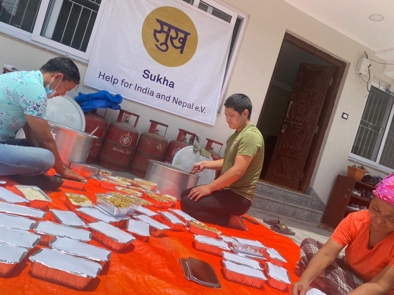 August 21 - Kathmandu
