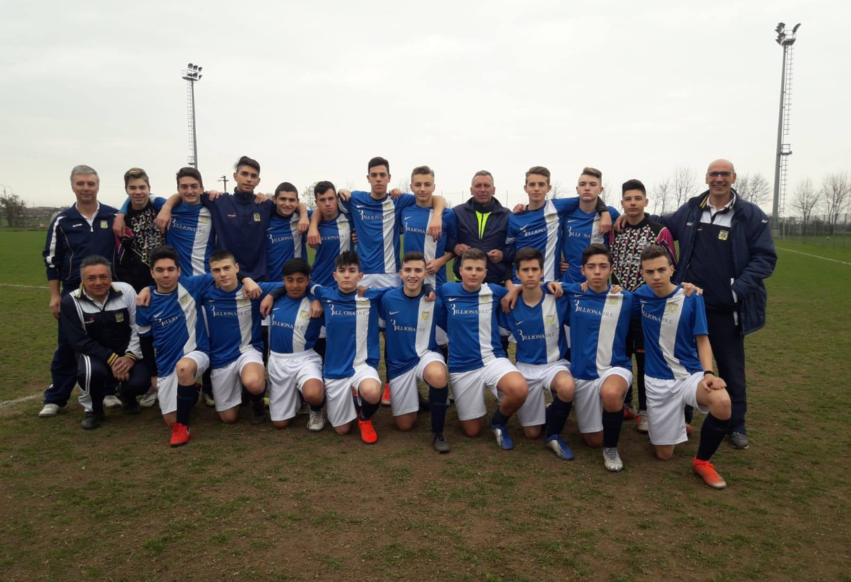 ALLIEVI 2003 TORNEO DI VAREDO 2019 PRIMI CLASSIFICATI