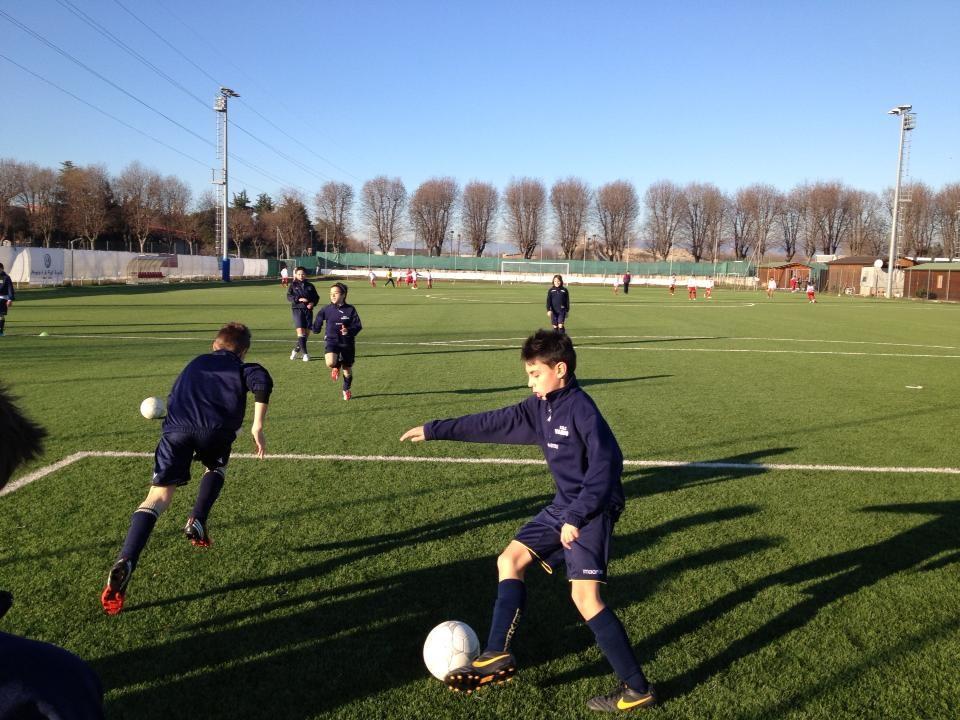 Training Boys