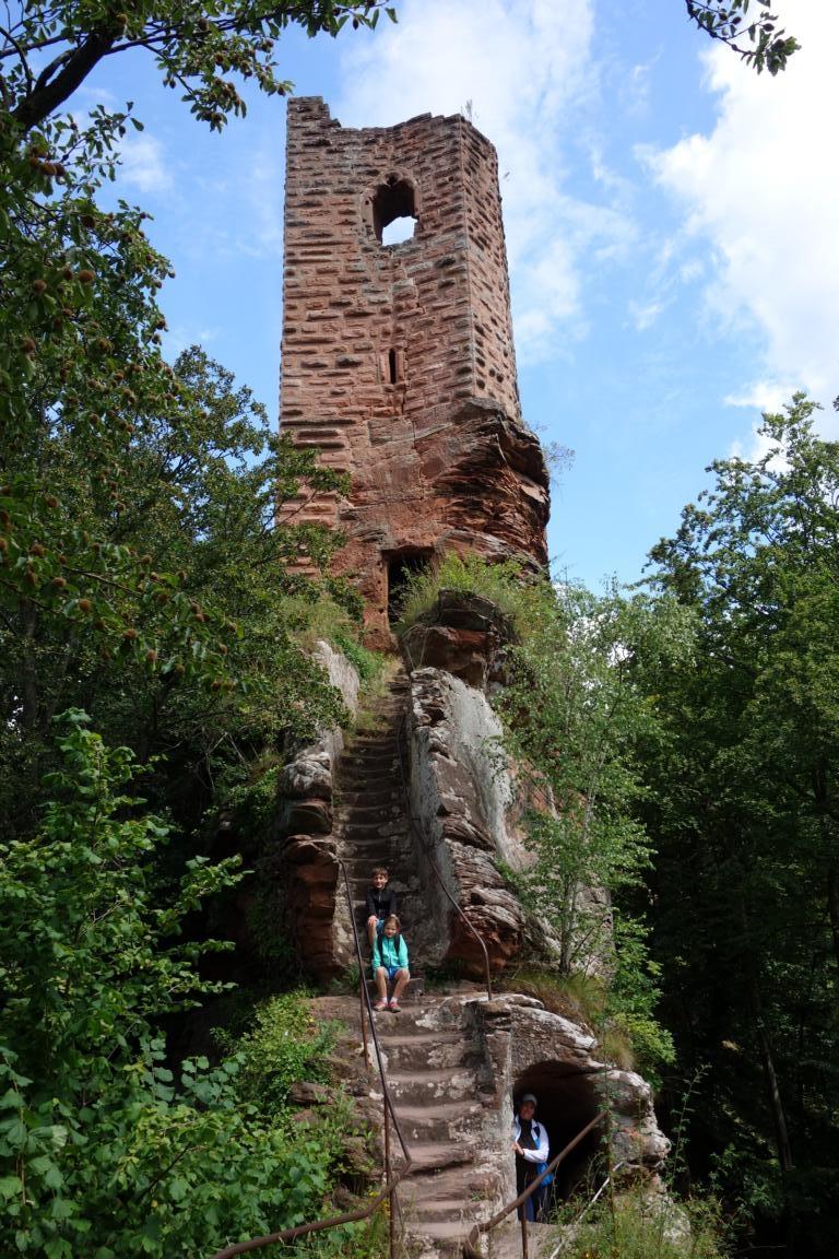 Burg Wasigenstein
