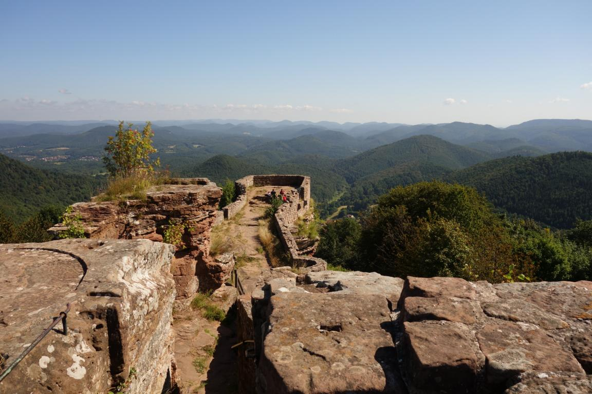 Burg Wegelnburg