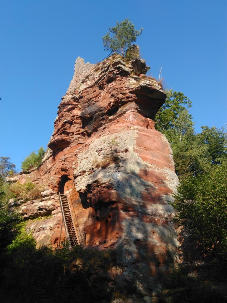 Burg Lützelhard