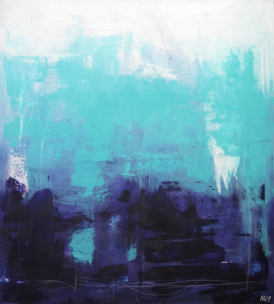 """2011-09 / """"Energie"""" / 120 x 101 cm"""