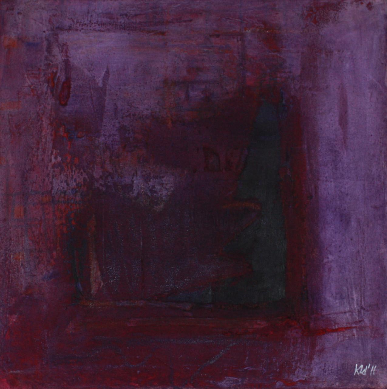 """2011-12 / """"Pur Pur"""" / 50 x 50 cm"""