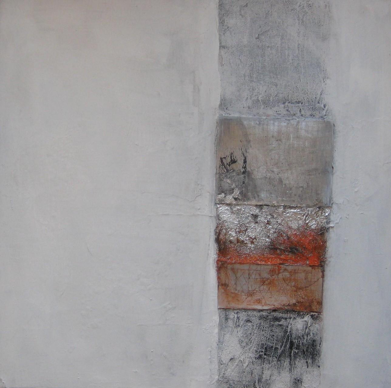 "2015-15 / ""Metallisch"" / 50 x 50 cm"
