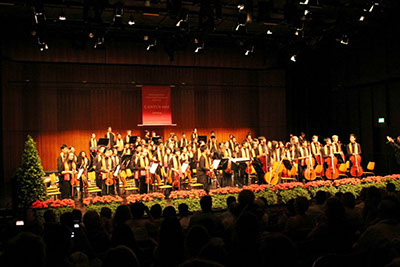 Cantus MM Music & Culture Festival 2012
