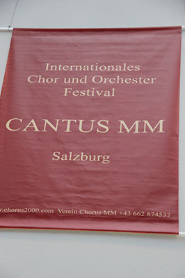 Cantus MM Music & Culture Festival 2013