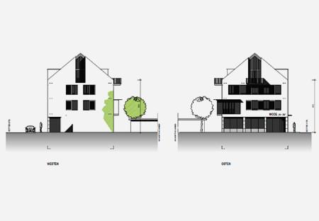 Neubau Wohn-und Geschäftshaus in Grafing, LKR Ebersberg